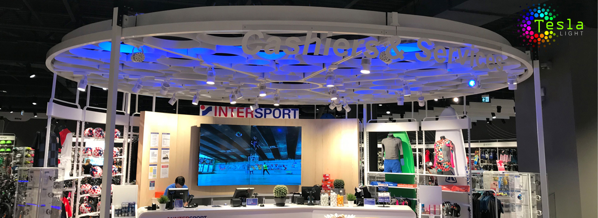 Intersport Arena Zagreb Flux Technology